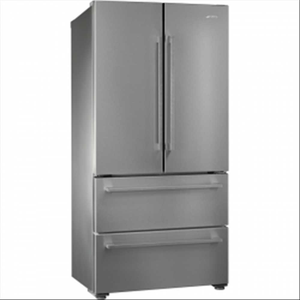 Smeg 2 Drawer 2 Door Refrigerator Freezer 600 Litre