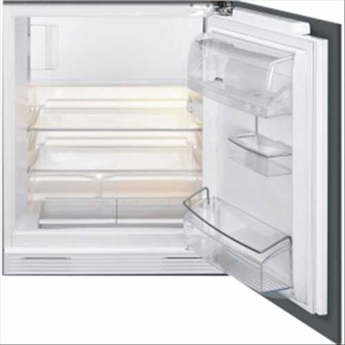 Smeg Built-Under Fridge With Ice Box