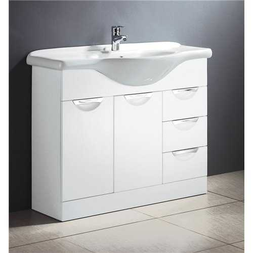 Bretton Park Leticia 750 Slab Ceramic Basin