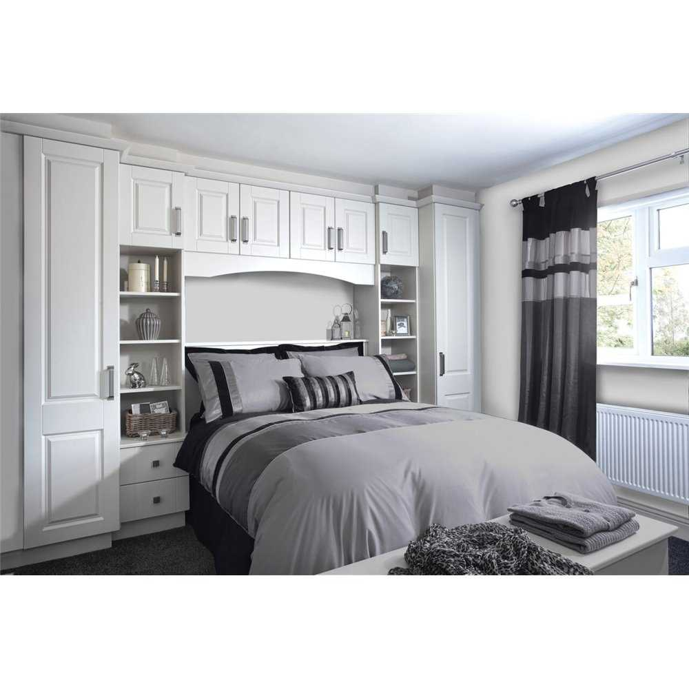 corner double hanging unit bretton park bbk direct. Black Bedroom Furniture Sets. Home Design Ideas