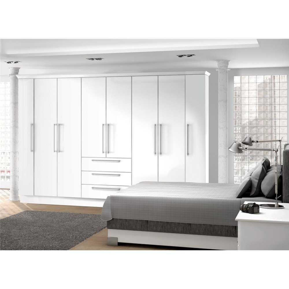 Mirrored corner fully shelved unit bretton park bbk direct for Bedroom furniture direct