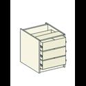 Dresser Unit 3 Drawers - Bretton Park
