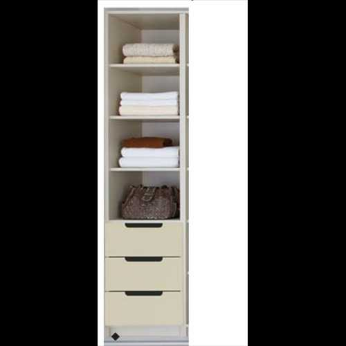 Bretton Park 500mm internal fully shelved combi Unit