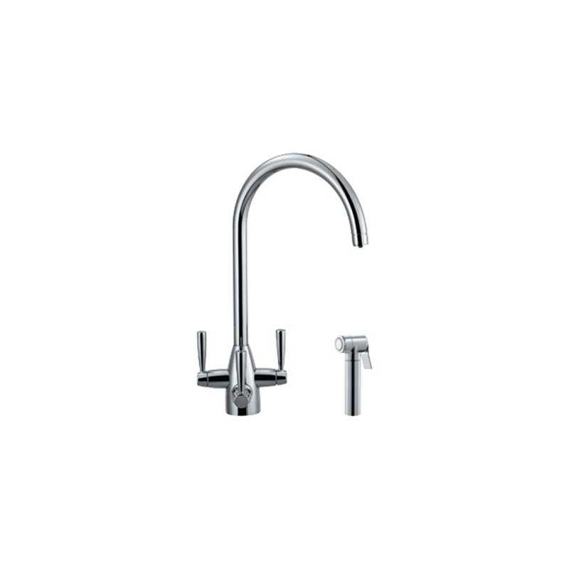 Franke FilterFlow Doric Tap with Hand Spray