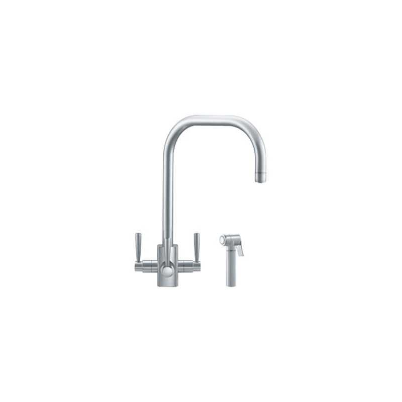 Franke FilterFlow Kubus Tap with Hand Spray