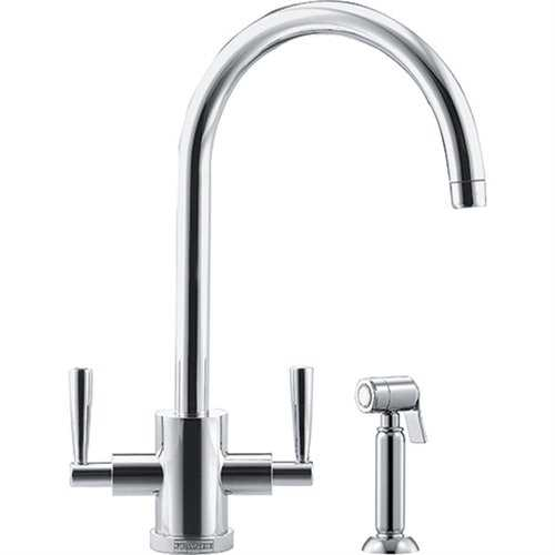 Franke FilterFlow Olympus Tap with Hand Spray