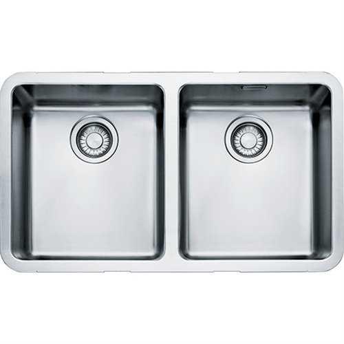 Franke Kubus KBX 120 34-34 Stainless Steel Sink