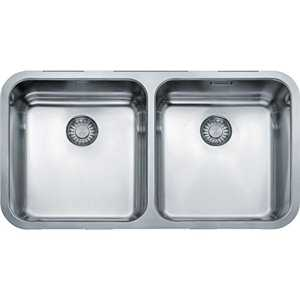 Franke Largo LAX 120 36-36 Stainless Steel Sink