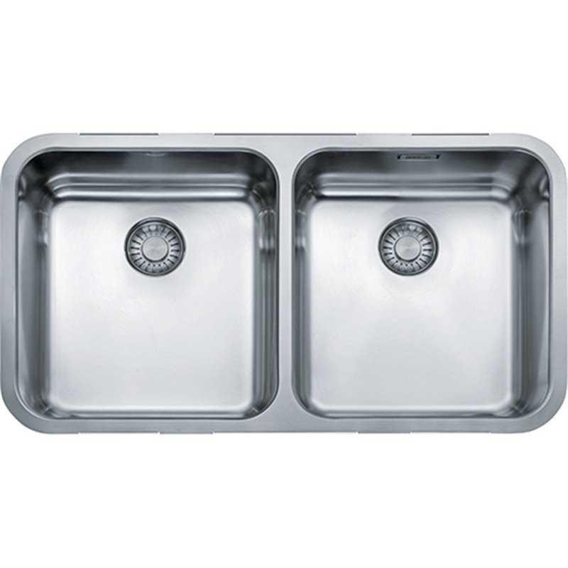 Franke Largo LAX 120 36-36 Stainless Steel Sink