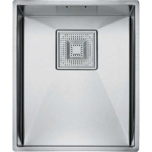 Franke Peak PKX 110 34 Stainless Steel Sink
