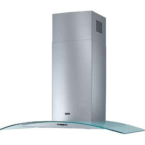 Franke Glass Curved Hood