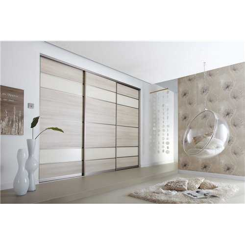 6 Panel Sliding Wardrobe Door