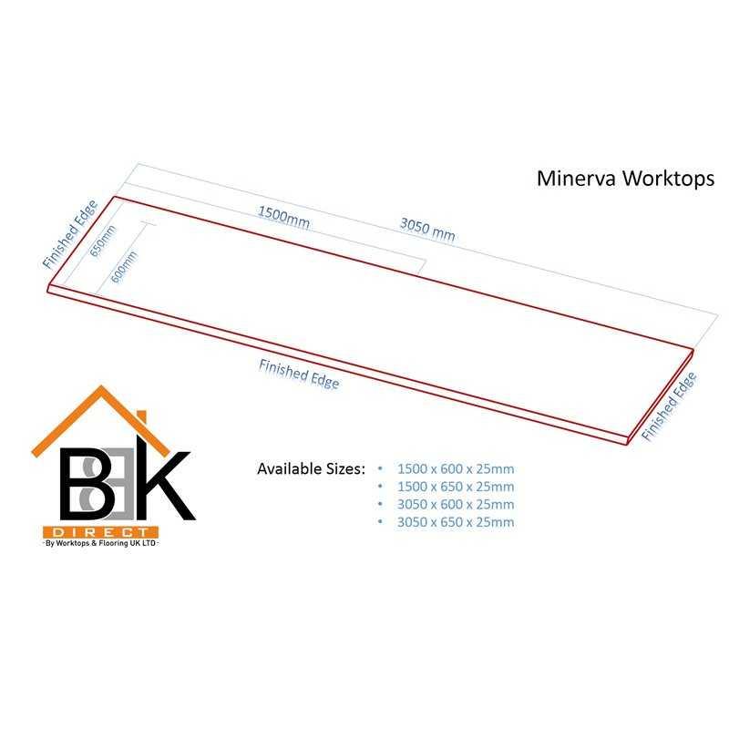 Minerva Worktop