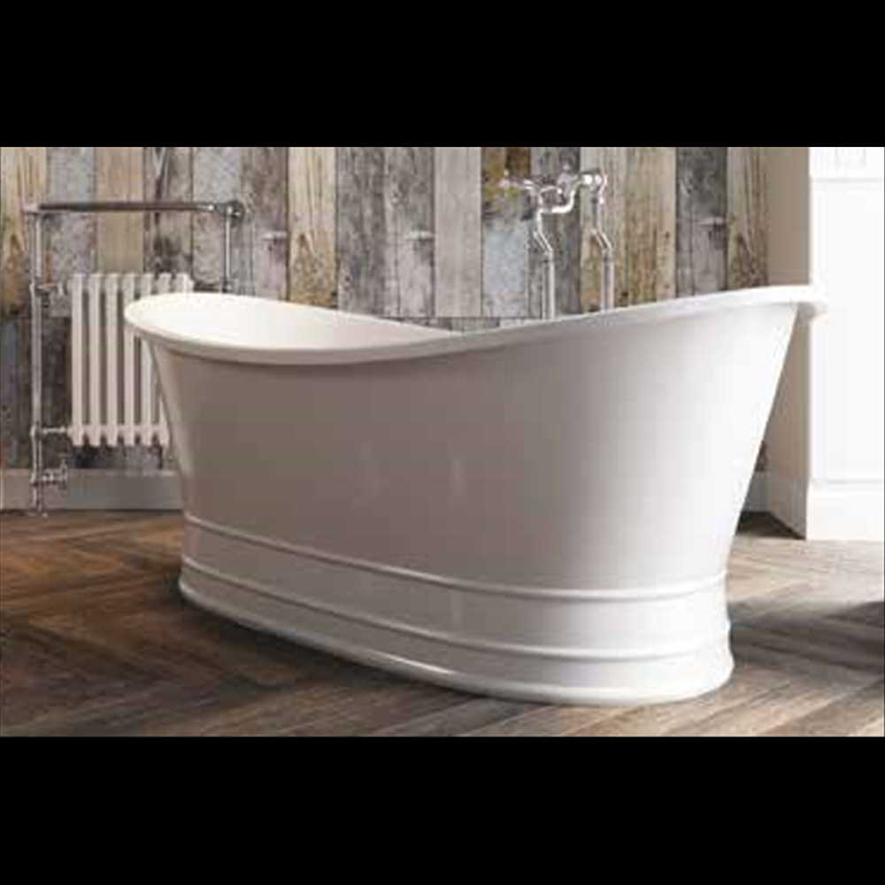 Canterbury freestanding acrylic bath bretton park bbk for Bathrooms direct