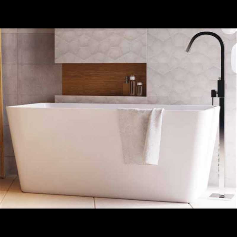 Elsina freestanding acrylic bath bretton park bbk direct for Bathrooms direct