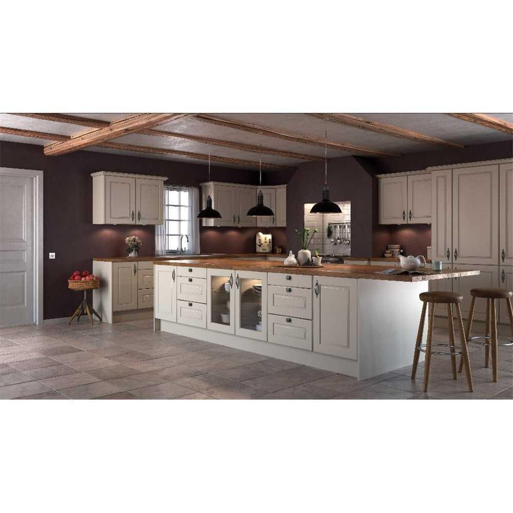 Loire ivory base units bbk direct for Kitchen bridging units 600mm