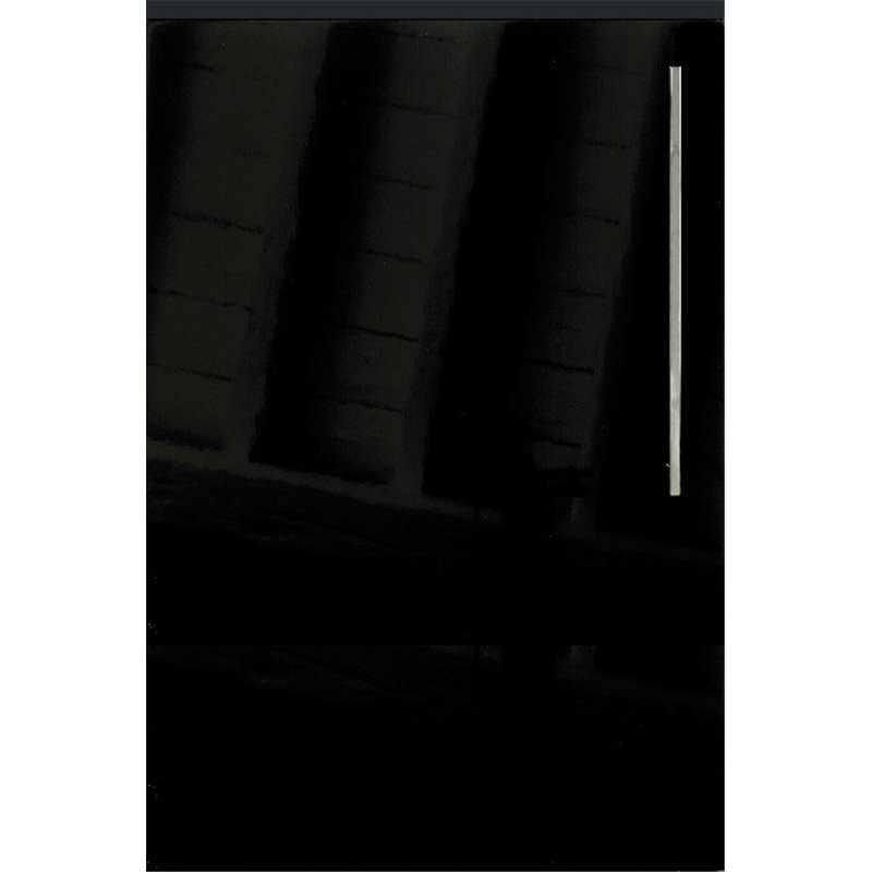 Columbia Gloss Black - Wall Unit