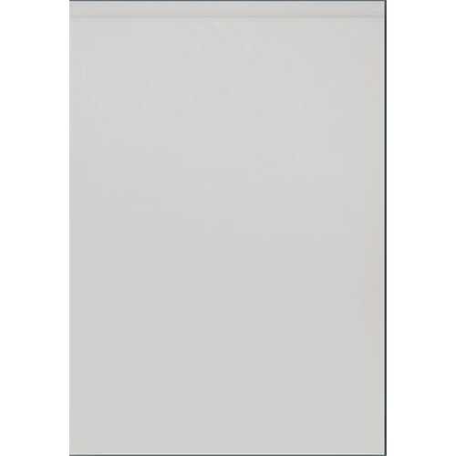 Ofanto Gloss Light Grey - Angled Corner Unit
