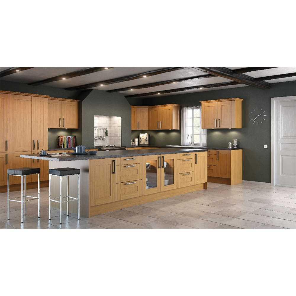 Glenelg oak drawer unit bbk direct for Kitchen bridging units 600mm