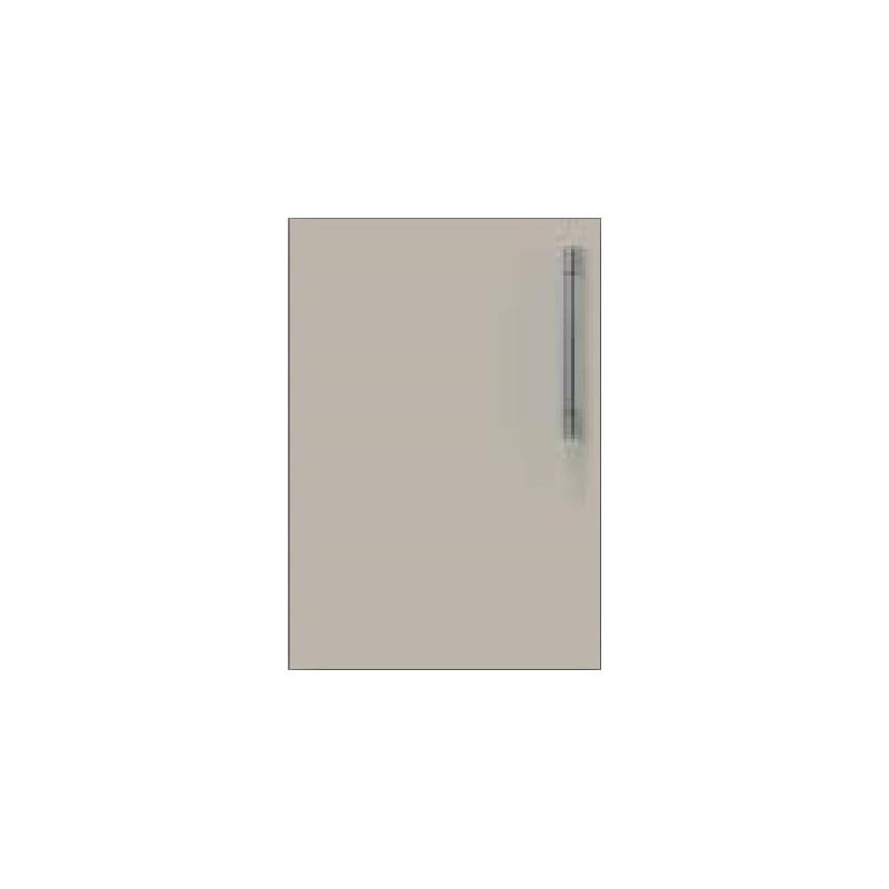 Pescara Gloss Mussel - Glass Wall Unit