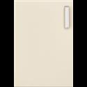 Yarra Gloss Cream - Glass Wall Unit