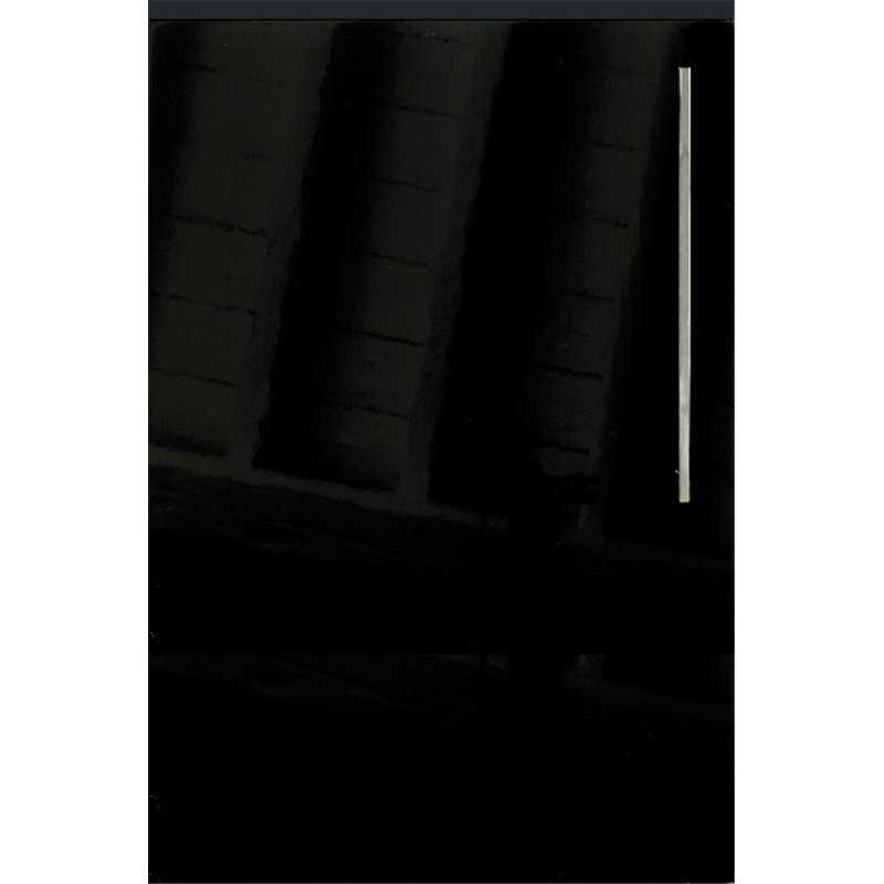 Columbia Gloss Black - Larder Unit