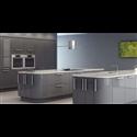 Melbourne Gloss Dark Grey - Appliance Door