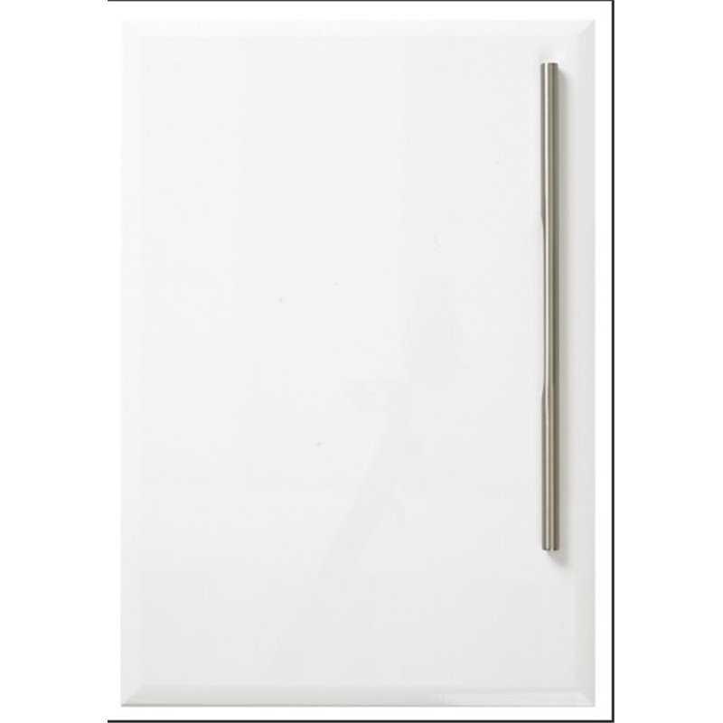 Rhone Gloss White - Appliance Door
