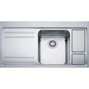 Franke LAX 211-W-36 Largo Workcentre Sink