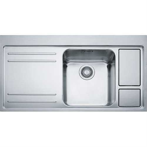 Franke LAX 211-W-36 Largo Workcentre Sink