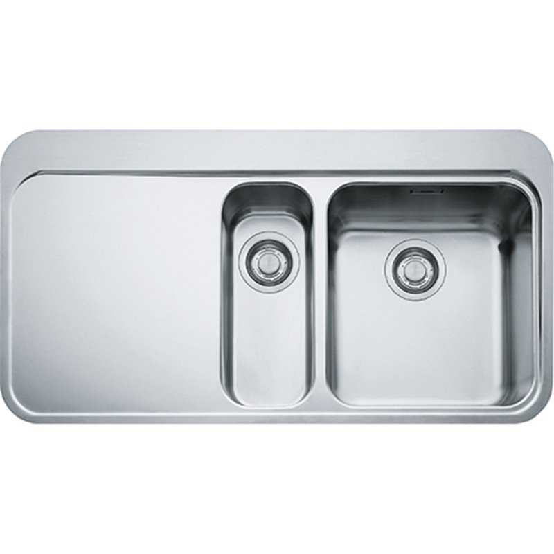 Franke Sink Tops : ... Kitchen Sinks and Taps Inset Sinks Franke SNX 251 Sinos Slim-Top Sink