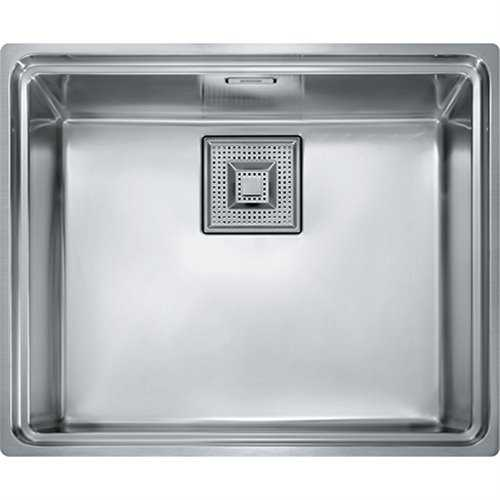 Franke CEX 210 Centinox Slim-Top Sink