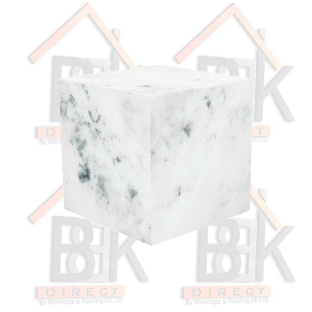 Minerva Carrara White Wall Panelling - BBK Direct