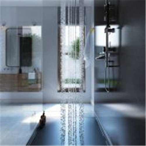 Showerwall White Gloss