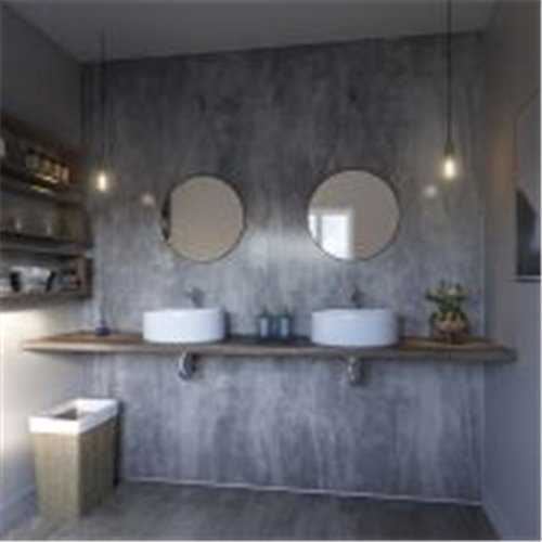 Showerwall Washed Charcoal
