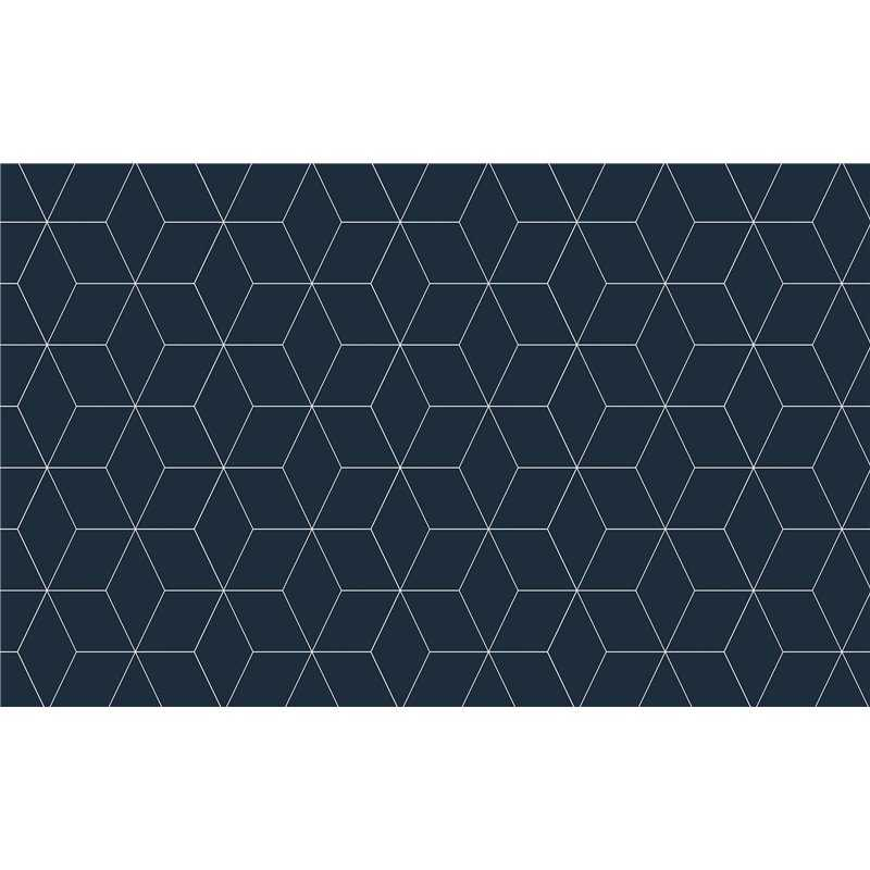 Vista Blocked Hex Midnight MDF