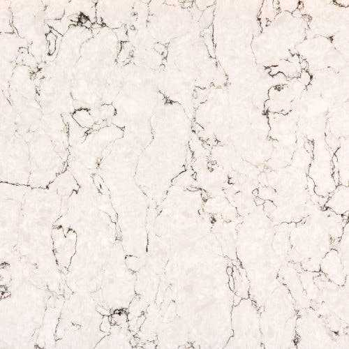 Silestone Quartz White Arabesque - Polished Series
