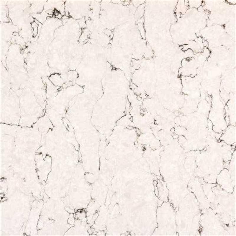 Silestone Quartz White Arabesque - Polished Series