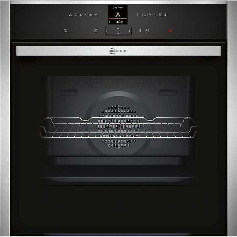 Neff B17CR32N1B N70 Single Oven