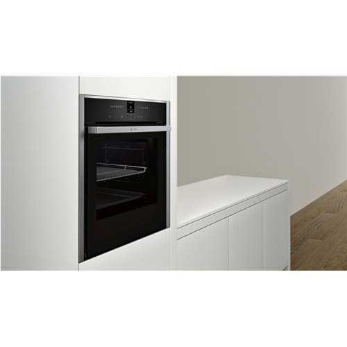 Neff B47CR32N0B N70 Slide & Hide Oven