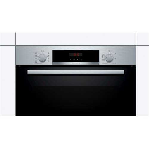 Bosch HBS573BS0B Series 4 Pyrolytic Single Oven