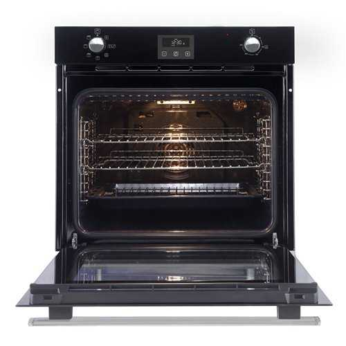 Belling BI602FPCT Built In Single Multifunction Oven