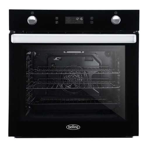 Belling BI602MFPY Built In Single Pyrolytic Oven