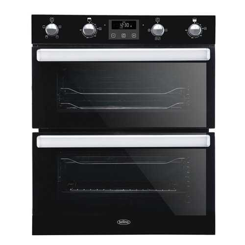 Belling BI702FPCT Built Under Double Multifunction Oven