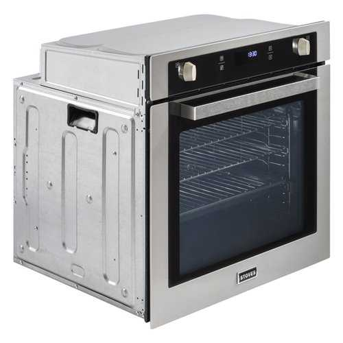 Stoves STSEB602PY Multifunction+ Pyro Oven