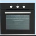 Essentials ESS60BK Built in Fan Oven