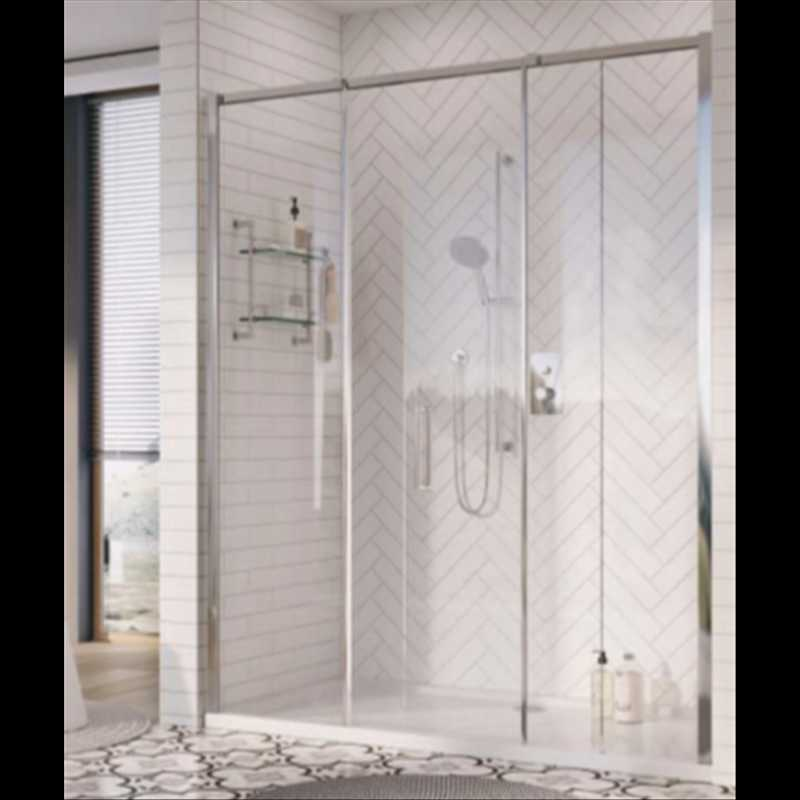 Spirit Sliding Door Shower Enclosure - Bretton Park