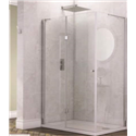 Genoa Frameless Hinged Door Shower Enclosure - Bretton Park