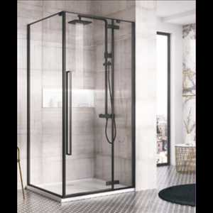 Texo Hinged Door Shower Enclosure - Bretton Park