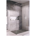 Pisa Slate Effect Rectangle Shower Trays - Bretton Park